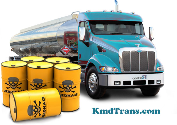 опасных грузов перевозка
